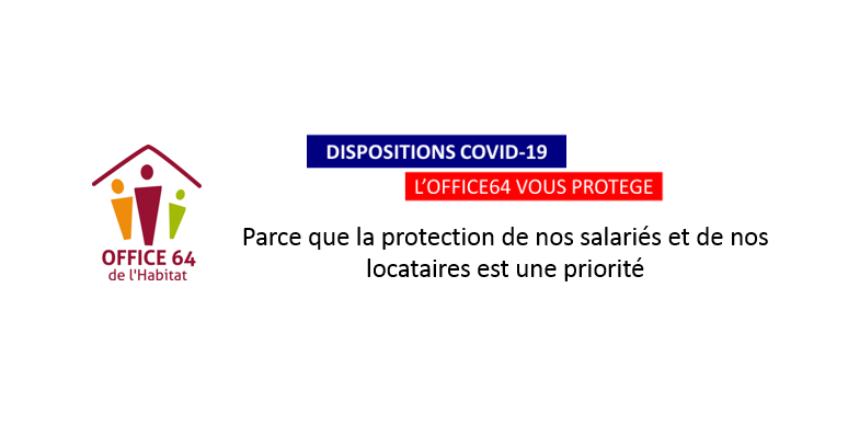 INFOS : Dispositions COVID-19